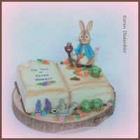 Peter Rabbit I just loved making this!