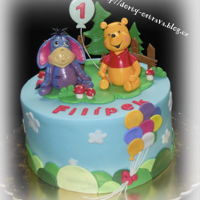 Pooh And Eeyore   For 1-year-old boy