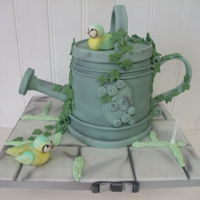 Watering Can Watering Can with little birds