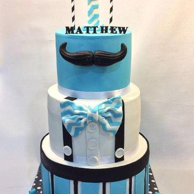 little man 1st birthday cake little man 1st birthday cake