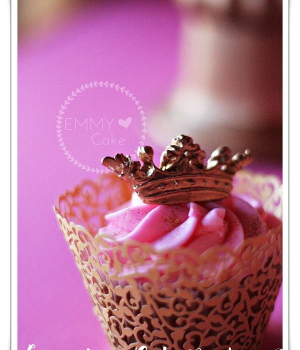 Princess Cupcakes And Cakepops