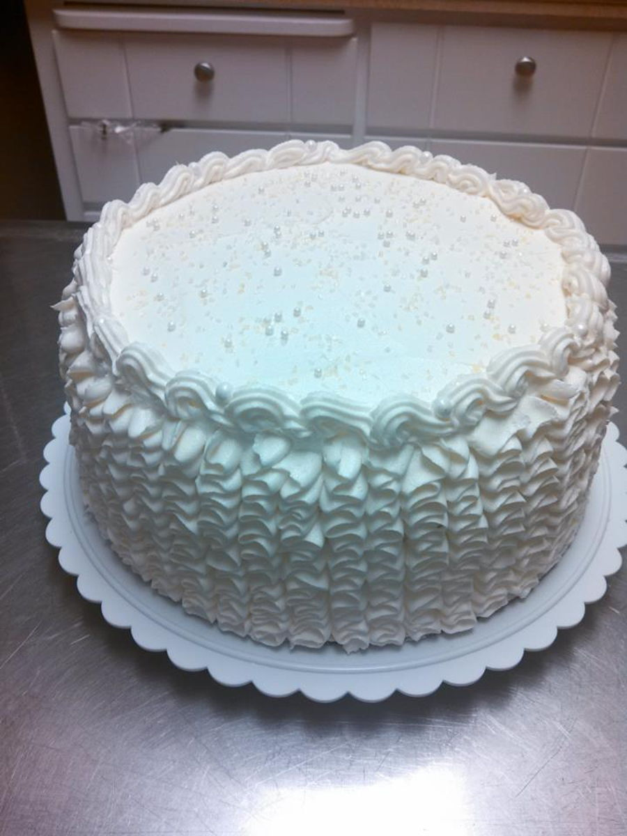 """banana Cream Pie"" Cake on Cake Central"