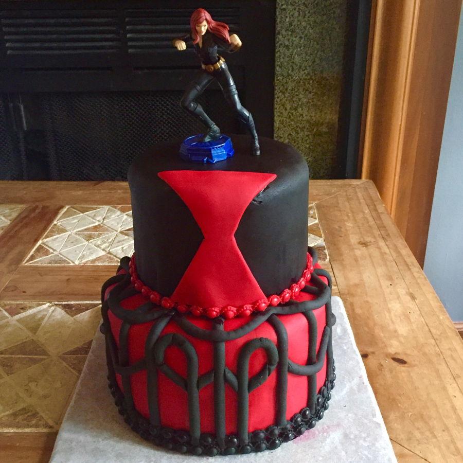 Black Widow Cakecentral Com