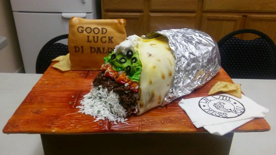 Burrito Cake Cakecentral Com