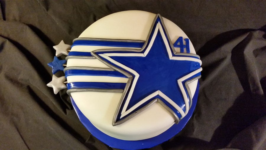 Dallas Cowboys Birthday on Cake Central