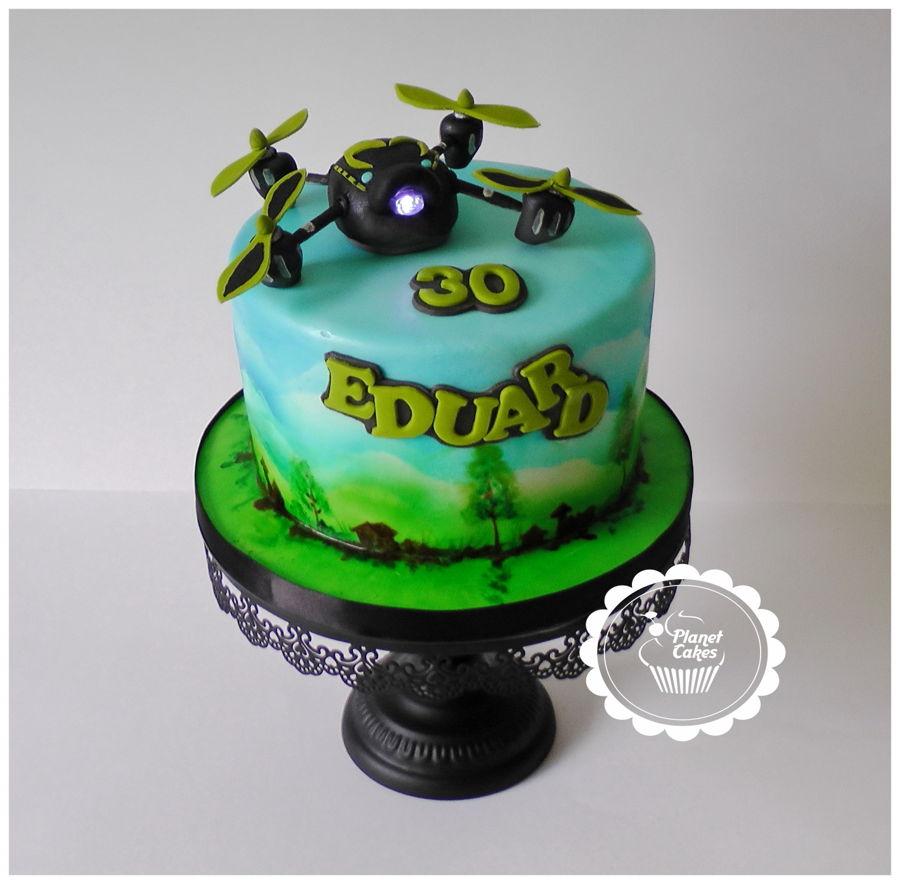 Drone Cake Cakecentral Com