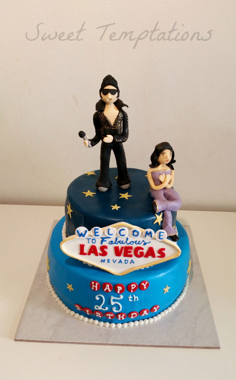 Elvis Presley Cake Designs