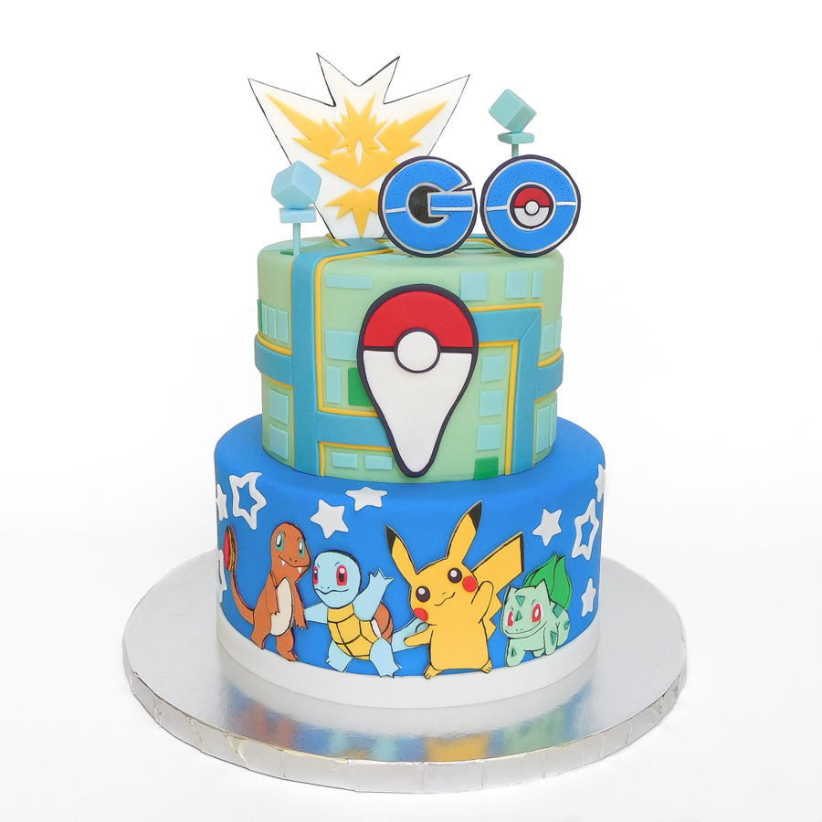 pokemon cake ideas go cake cakecentral 6703