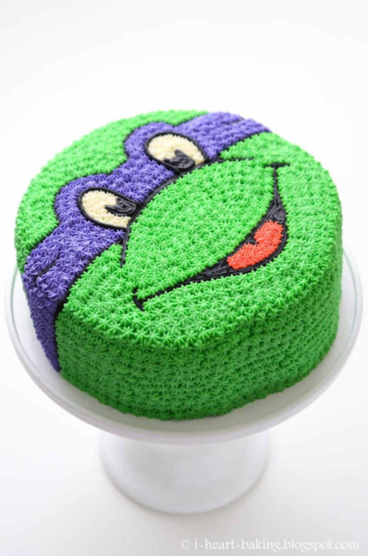 Teenage Mutant Ninja Turtle Cakes Images