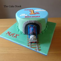 Thomas The Tank Engine Cake   Thomas The Tank Engine Cake.www.facebook.com/TheCakeNook