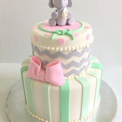 Elephant Baby Shower