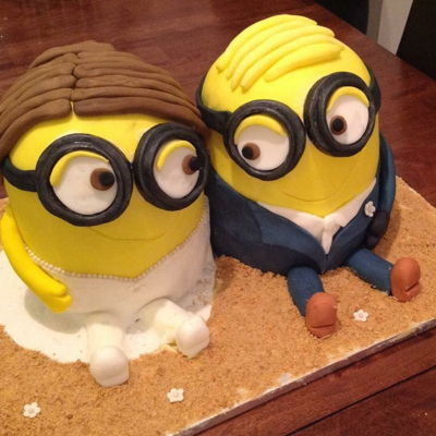Marries Minions