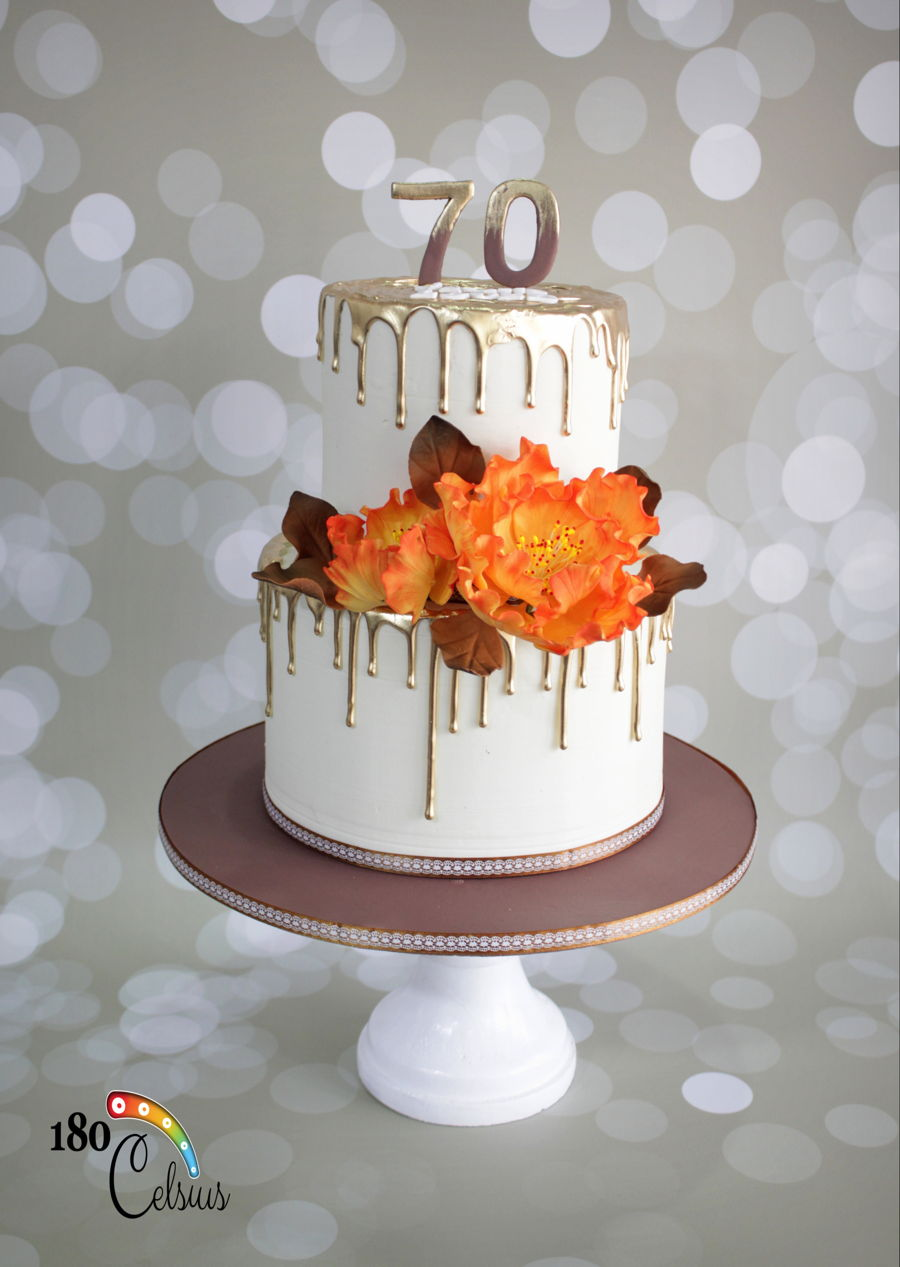 70 Years Loved On Cake Central