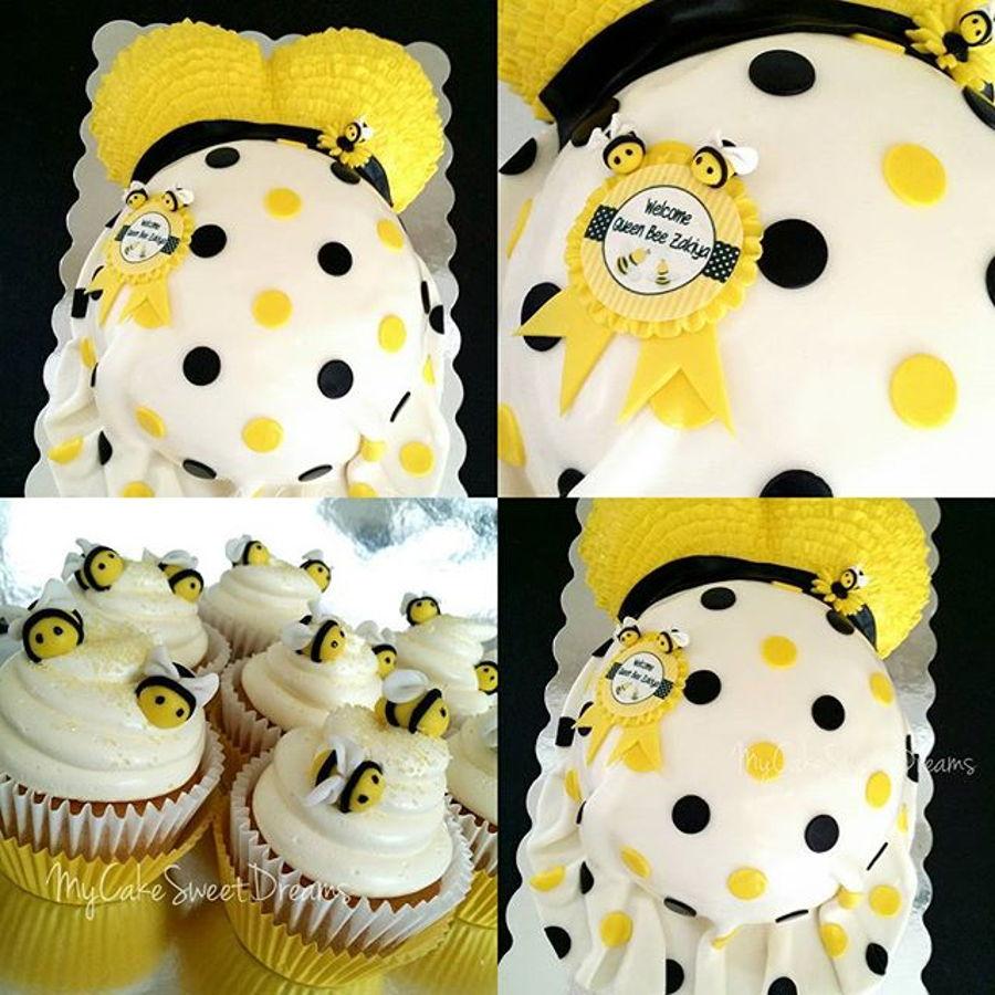 Bumble Bee Birthday Cake Ideas