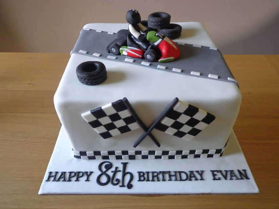 Images Of Boys Birthday Cake In Black And White