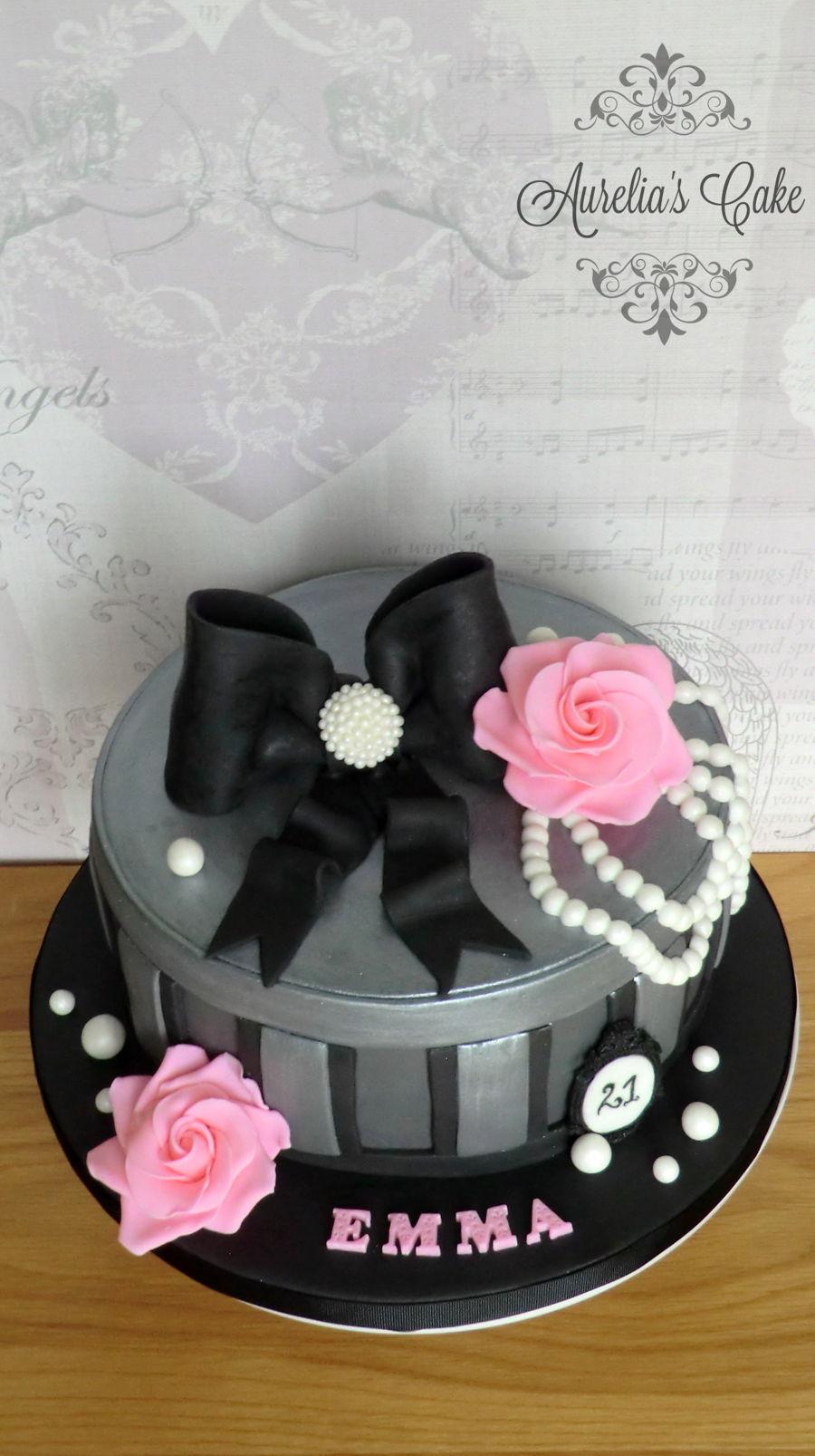Gothic Cake CakeCentralcom