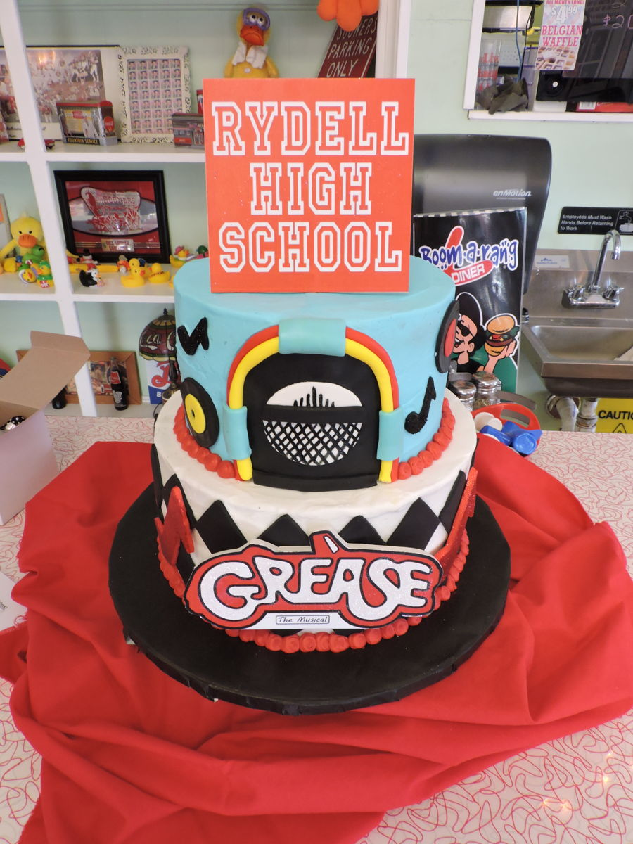Grease The Musical Cakecentral