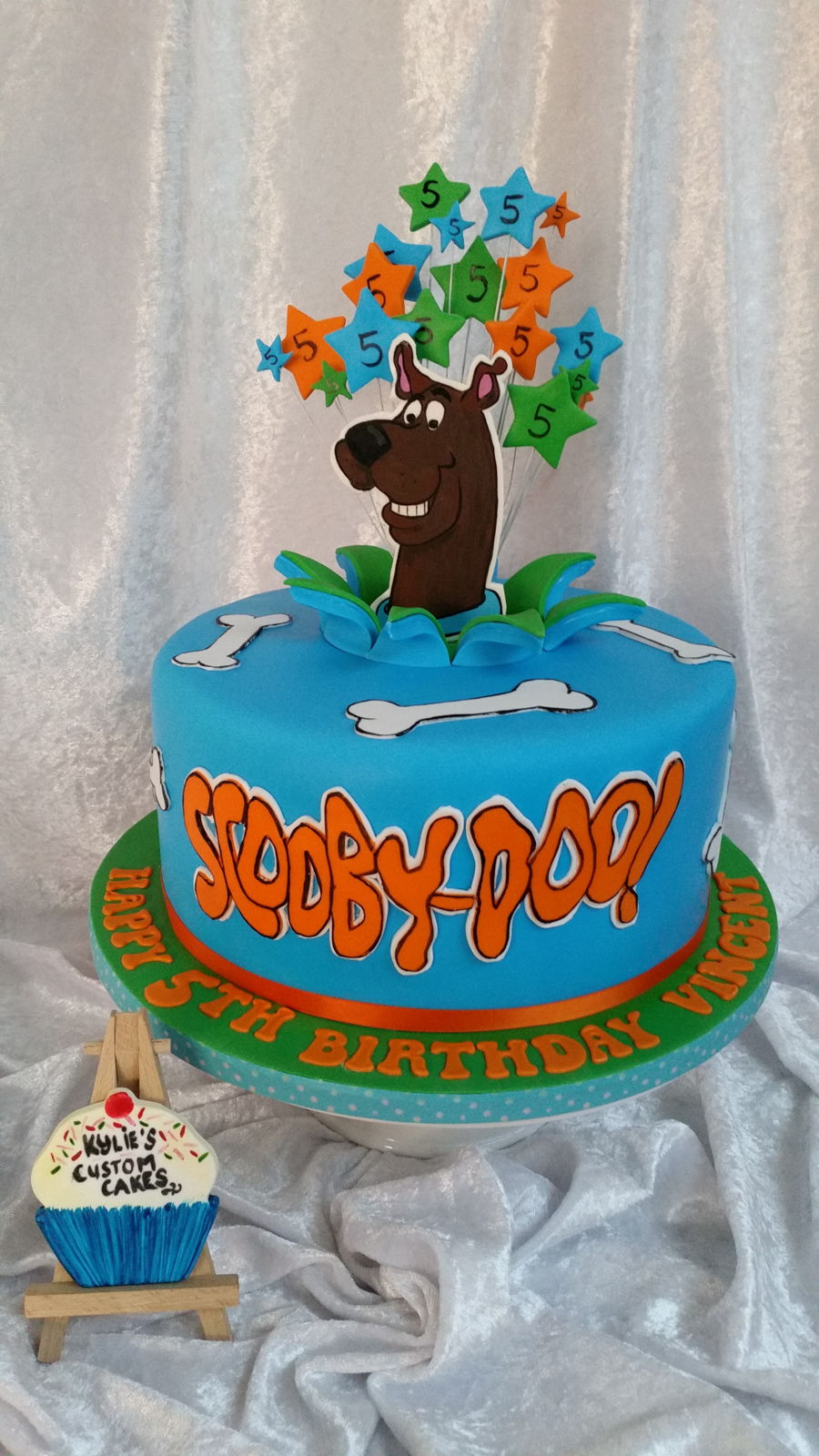 Scooby Dooby Doooooooo on Cake Central