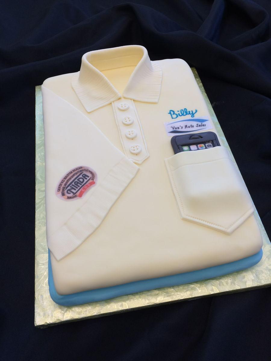 Shirt Cake Cakecentral Com