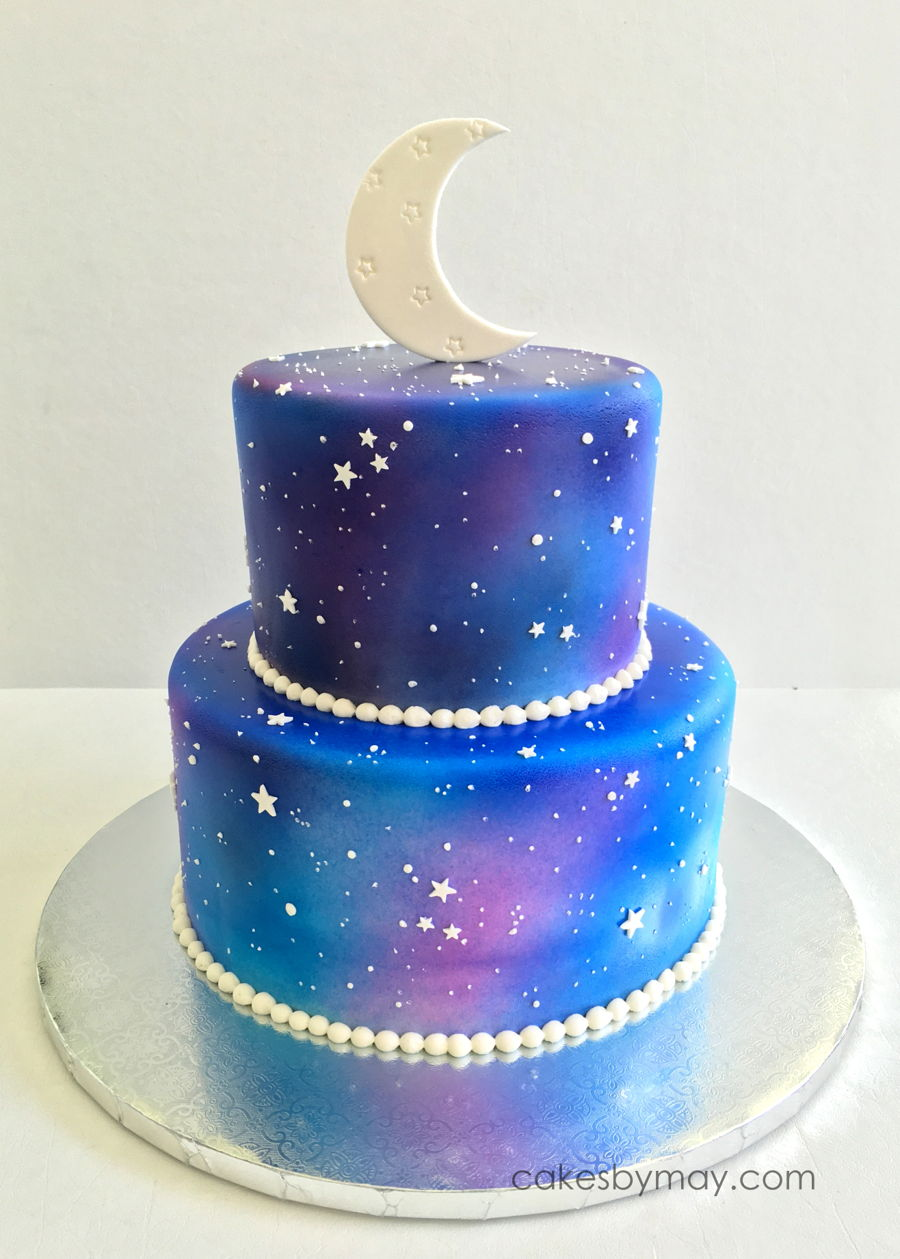 Starry Night Cakecentral Com