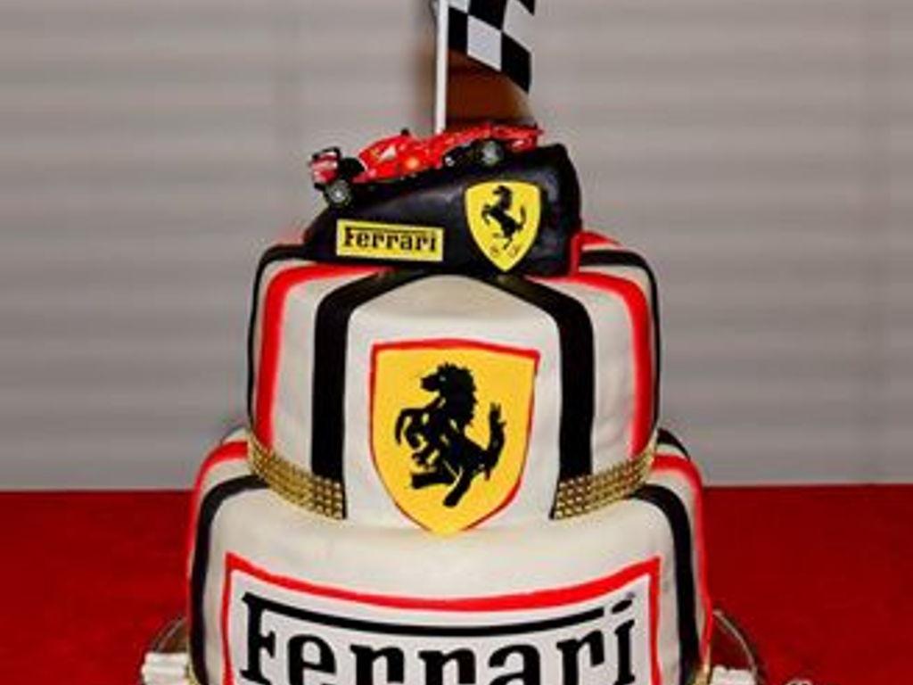 Ferrari Birthday Cake Cakecentral