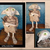 Dobby The House Elf/hogwarts Collaboration Cpc Group Dobby the House elf was a servant in the Malfoy family who were dark wizards. Dobby was finally freed when Harry Potter tricked Malfoy into...
