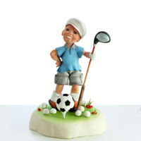Golfer Arne A figurine, made for a Nice guy turning ....something :) .