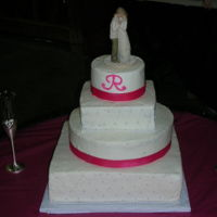 Roe Wedding Wedding cake from 2010