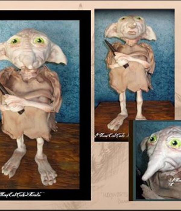 Dobby The House Elf/hogwarts Collaboration Cpc Group