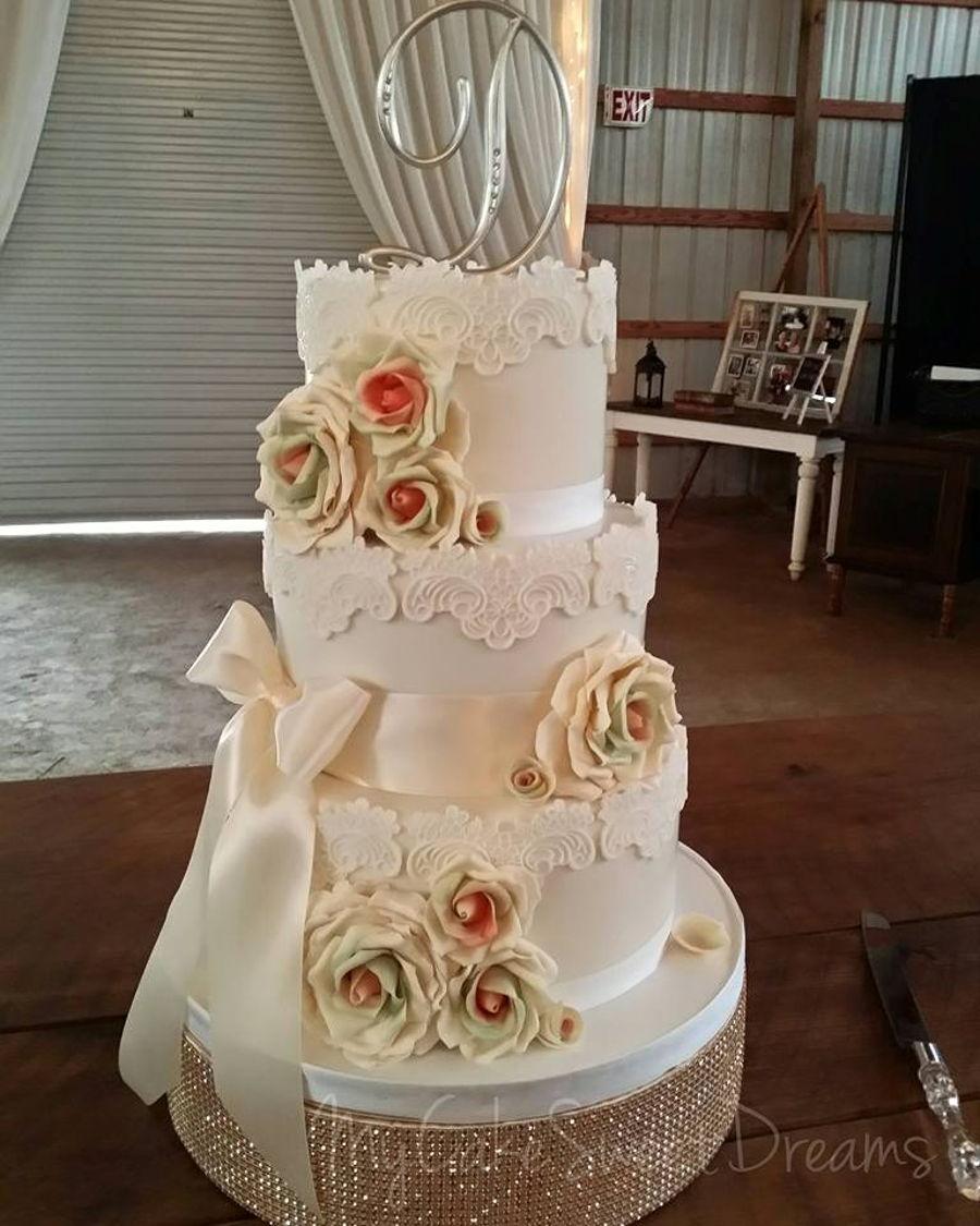 Adored Vintage 10 Vintage Inspired Wedding Cakes: Beautiful Vintage Wedding Cake