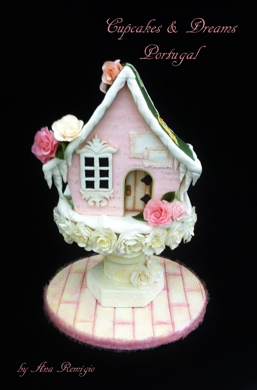 Cake International London Fairy House Bronze Medal