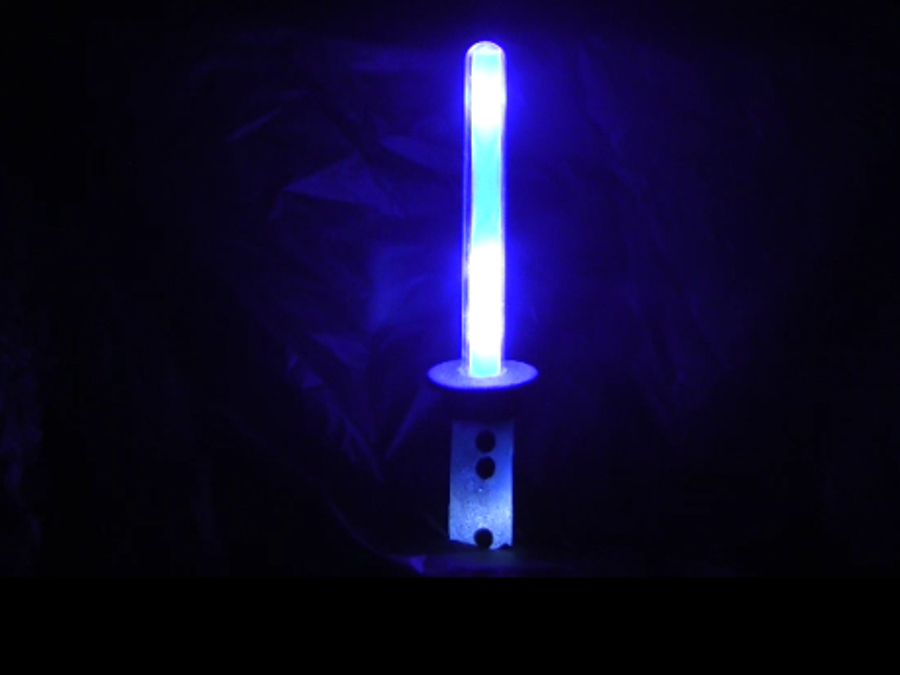 diy star wars led lightsaber cake topper no wiring com a lightsaber cake topper you can make yourself lit leds no electrical wiring needed made fondant and a variety of unexpected simple items