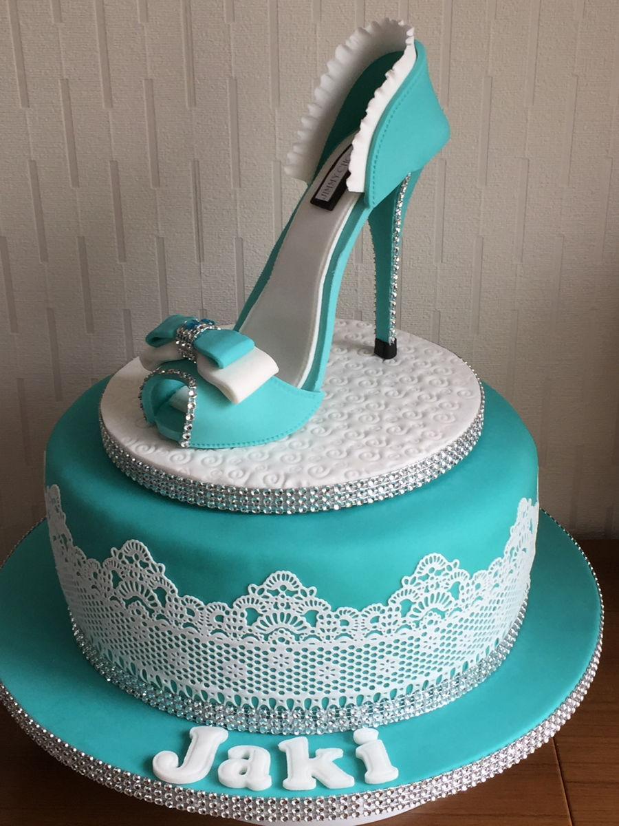 Shoe Cake Cakecentral Com