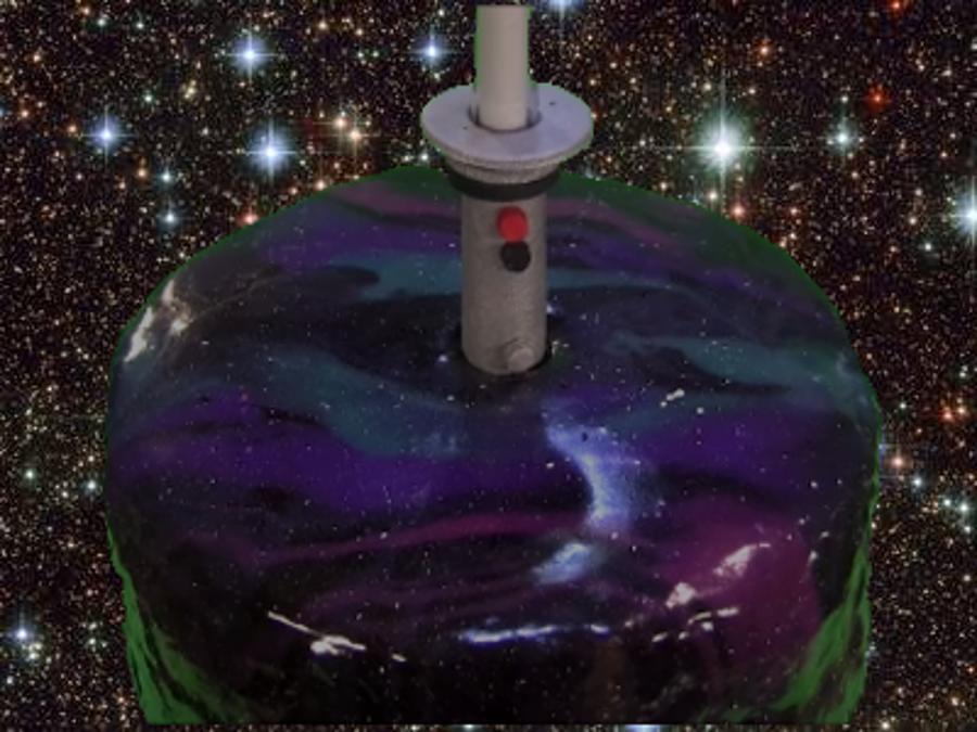 Star Wars Led Lightsaber Mirror Cake Cakecentral Com