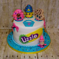 Shopkins Birthday Cake Birthday Cake