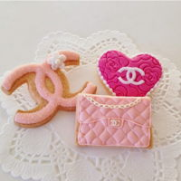 Coco Chanel Cookies   Coco Chanel Cookies