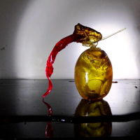 Dale Chihuly Ikebana This isomalt piece is inspired by a glass piece created by artist Dale Chihuly. I made this for the sugar collaboration and it was my first...