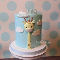 Dream Big   Baby Cake | Dream Big