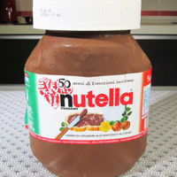 Giant Nutella Jar Cake Hi Everyone, Who likes Nutella??? EVERYONE!!!That's why I've decided to make this gigant Nutella Jar Cake! It was very fun and...
