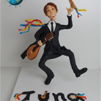 """academic Tuna Guy"" - Music Around The World - Cake Notes Welcome to Music Around the World – Cake Notes!On October 1st the world celebrated International Day of Music!Music Around the..."
