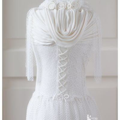 Weddingcake Torso/bridal Dress