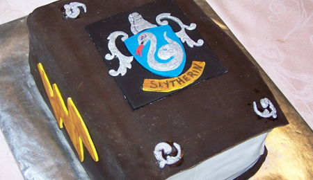 Harry Potter Cake Decorating Photos