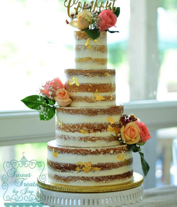 Wedding Cake Recipe For