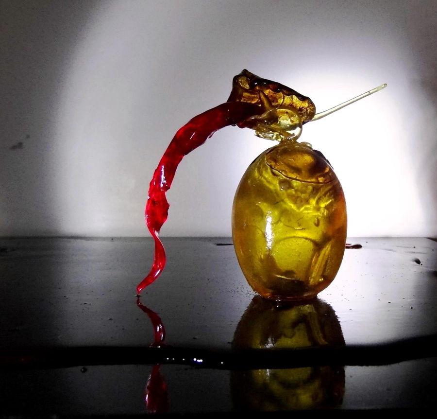 Dale Chihuly Ikebana Cakecentral Com