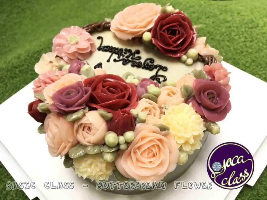 Cake Decorating Italian Buttercream : Glossy Buttercream - Italian Meringue Buttercream Recipe ...