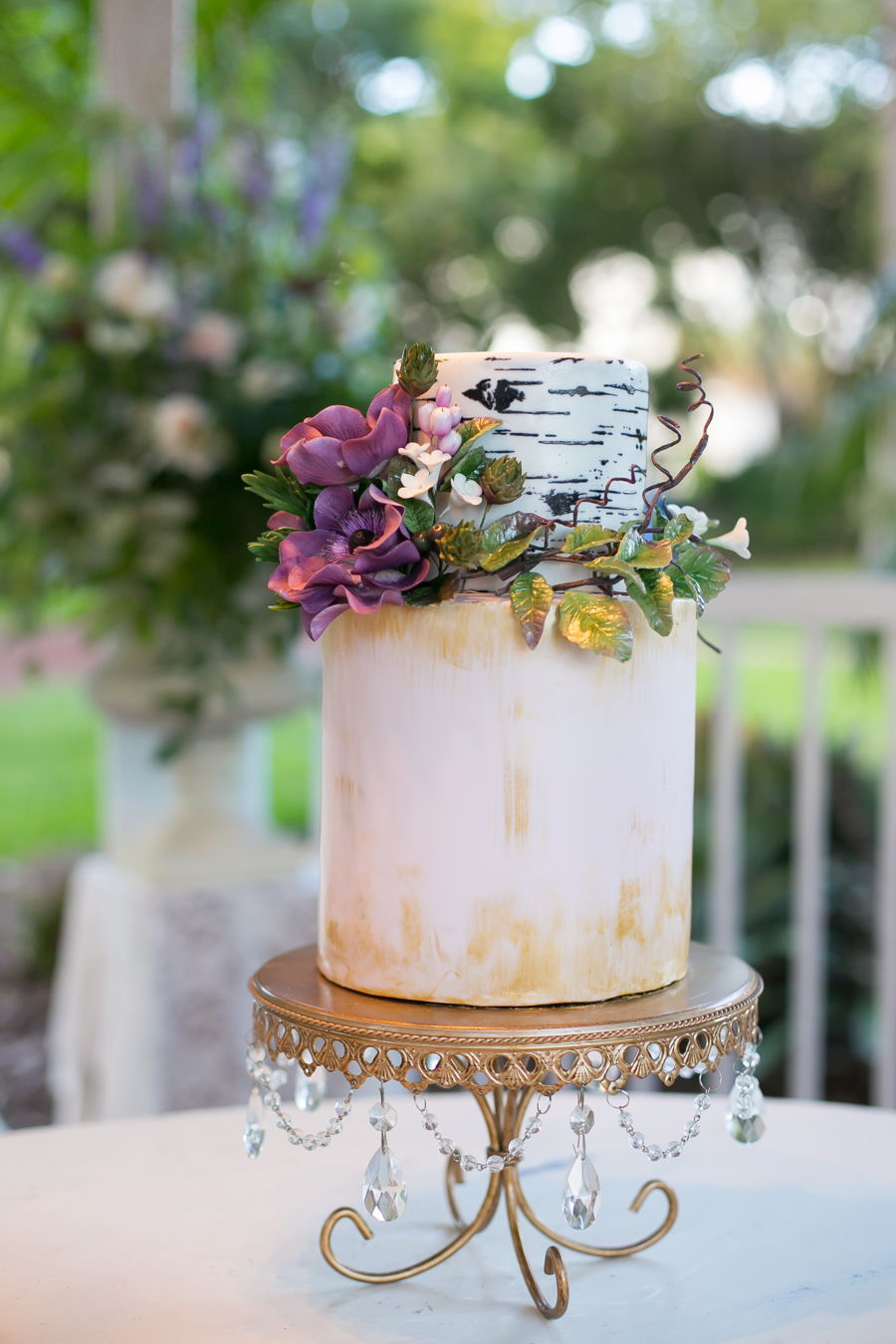 Rustic Chic Wedding on Cake Central