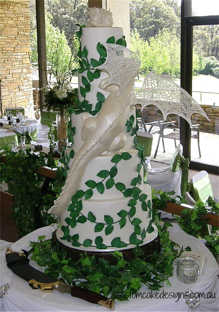 Wedding Cake Words