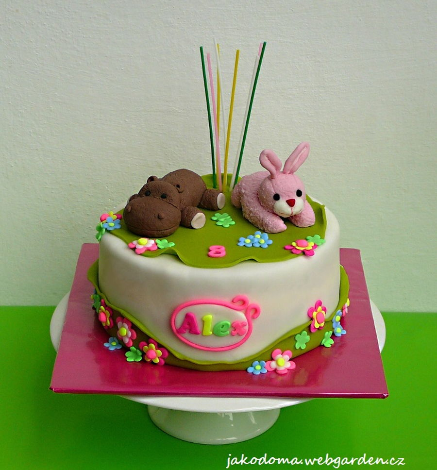 Soft Toys on Cake Central