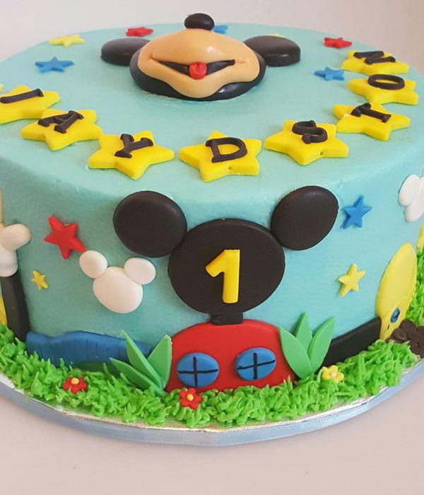 Minnie Mouse Cake Tin