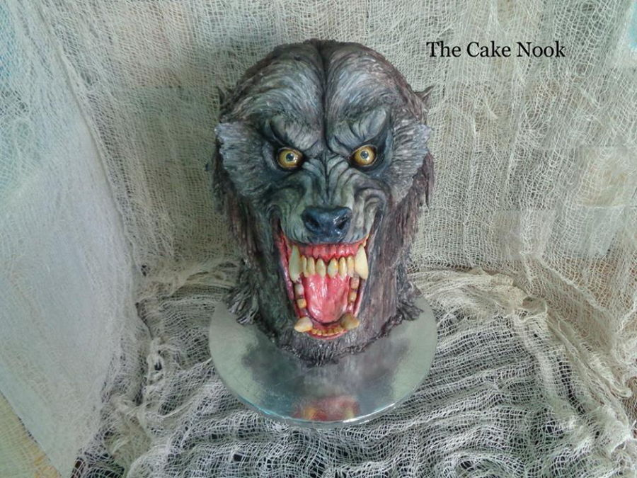 American Werewolf In London Cake Cakecentral Com